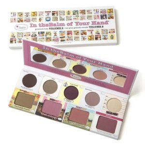 theBalm In the Balm of Your Hand Vol II NWT
